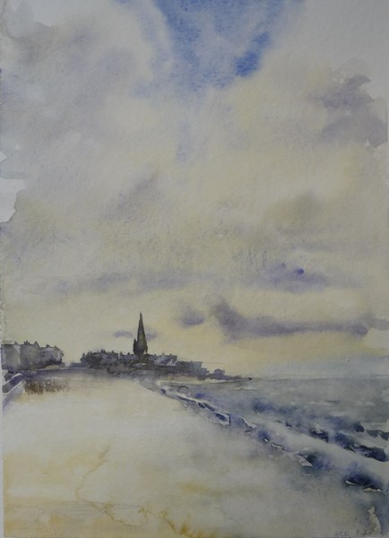 After the rain : St Malo