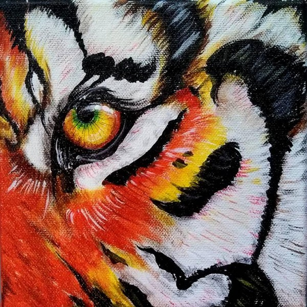 Eye Of The Tiger 2