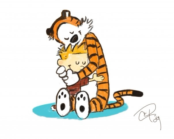 Calvin And Hobbes Fan Art