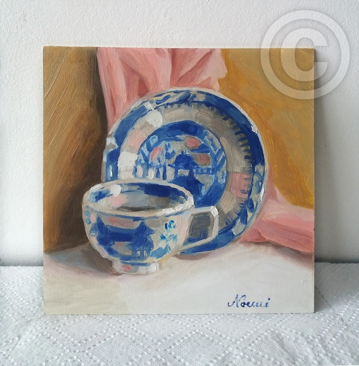 China Porcelain Still Life