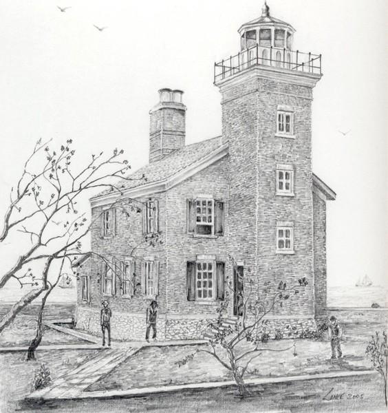 Turtle Island Lighthouse