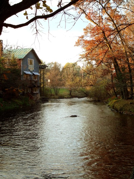 Red Mill on the Crystal River