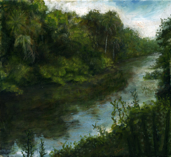 Rye Wilderness Creek