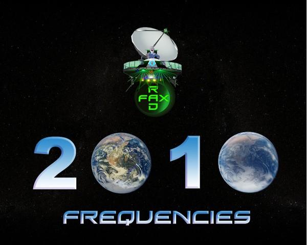 Radfax Frequencies  Tour 2K10