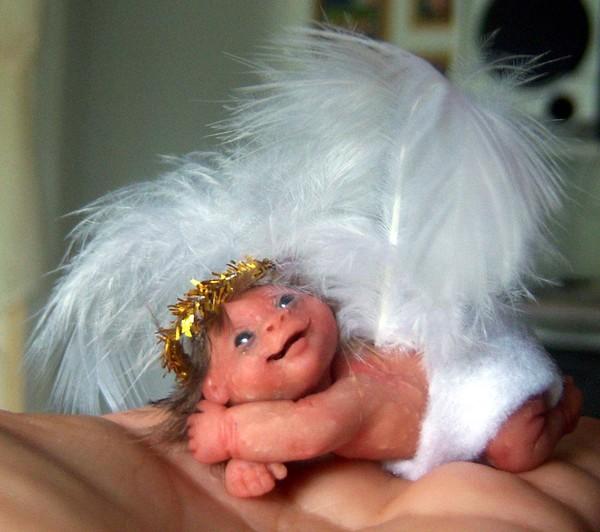 baby angel layla