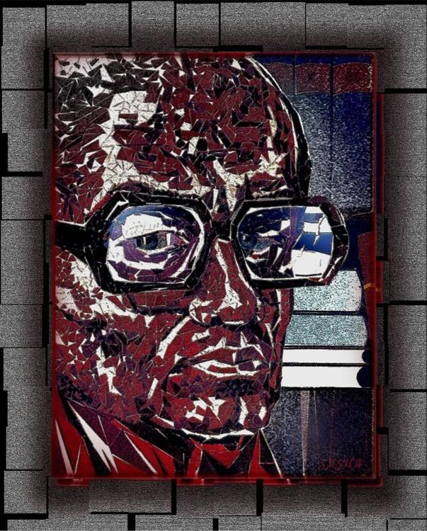 Self-portrait 86