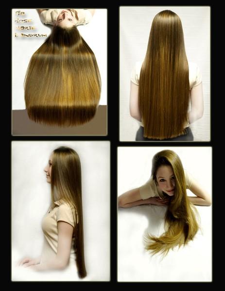 Hair Screen for Model Tia