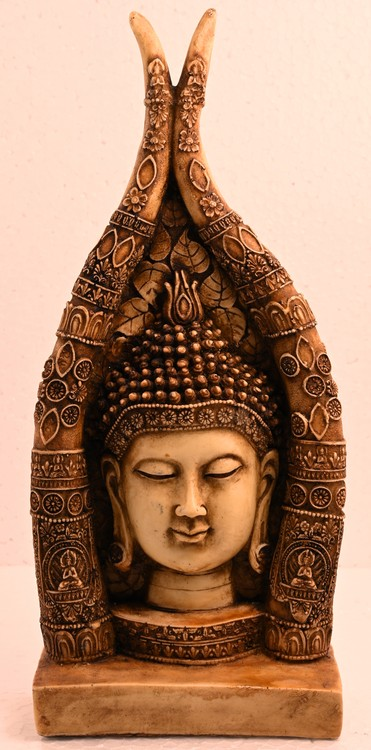 Antique Handmade Sculpture Lord Budha