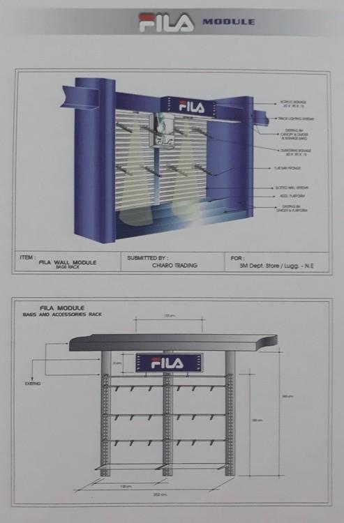 Department Store Modules