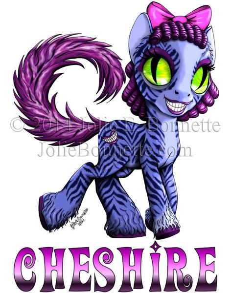 Cheshire Pony