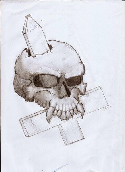 Skull N' Cross