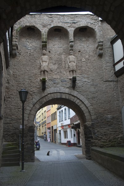 Corn Tower Gate
