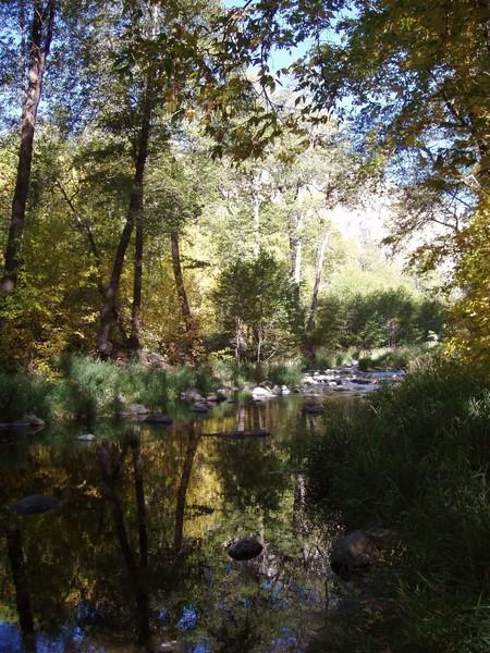 Sedona, Arizona Creek #2