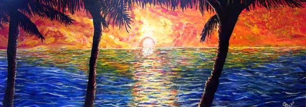 Ocean Sunrise II
