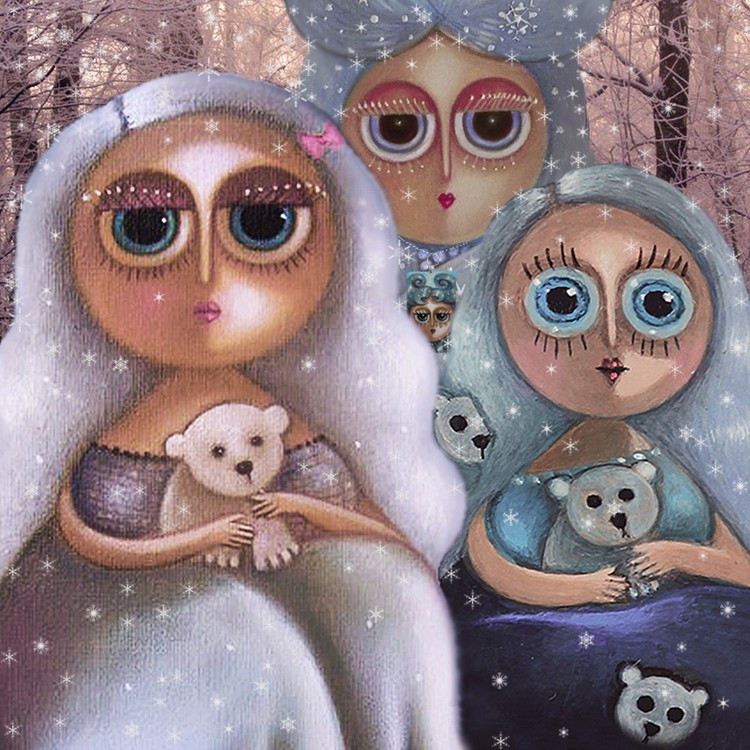 Three winter graces