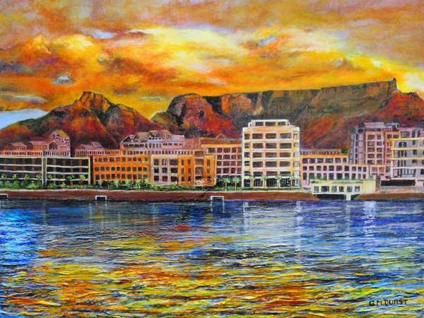 Sunset On Granger Bay