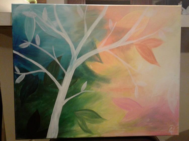 Tree Of White