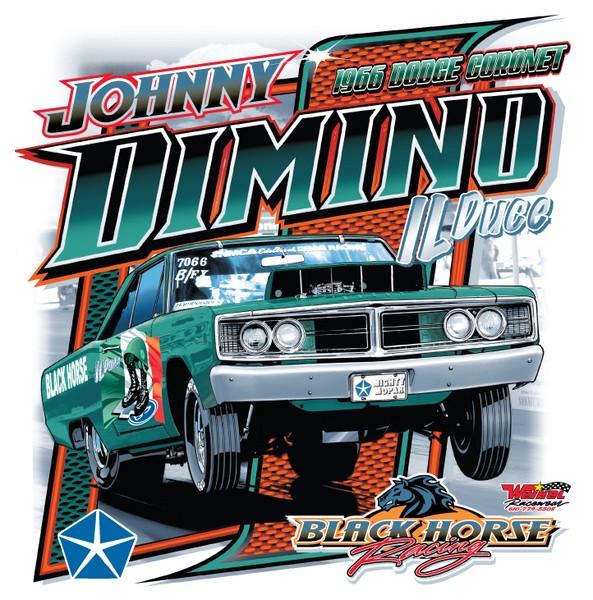 2009 JOHNNY DIMINO BACK