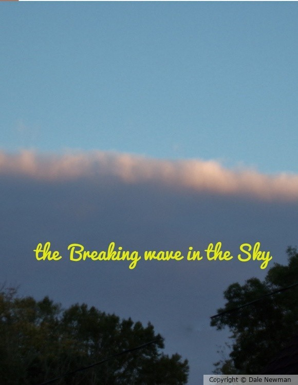 Wave in the Sky