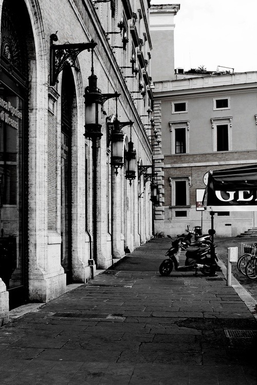 A Street of Rome