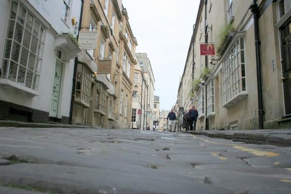coble stone street BATH