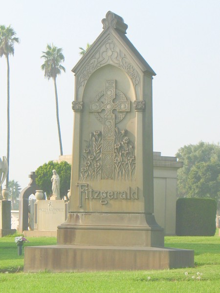FITZGERALD MONUMENT