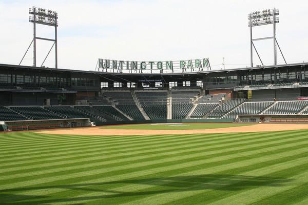 Huntington Parki Baseball Field