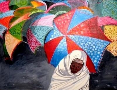 Umbrella sale