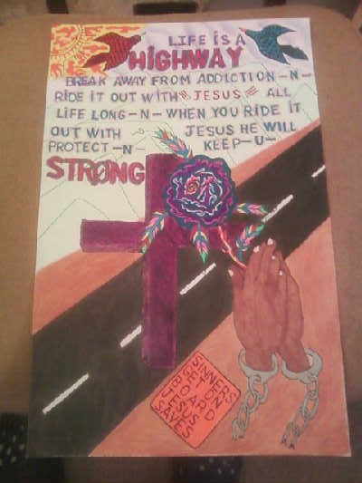 Addiction Friction by The Rooster (c) 2011