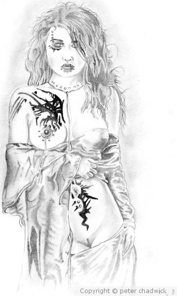 tattoo of beauty