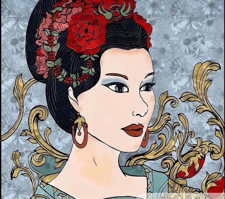 Geisha Queen