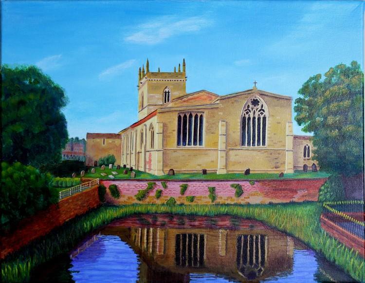 Barton St Mary's
