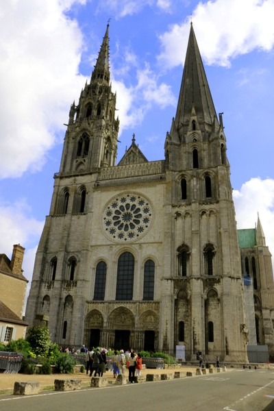 Chartres Cathedral-1408