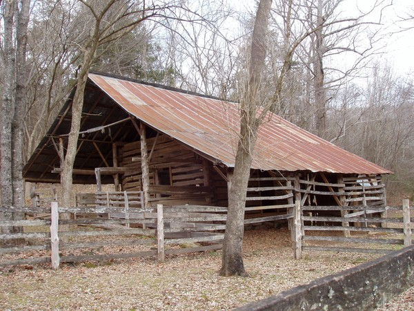 Ponca Old House