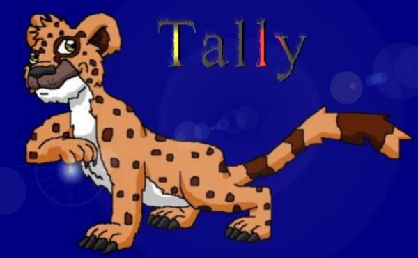 Tally: Anime-style