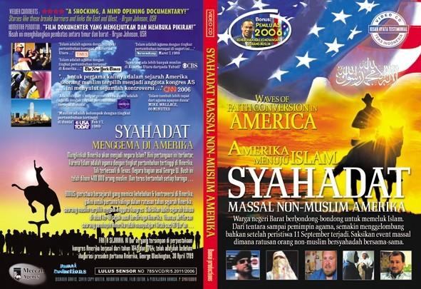 America turn to Islam