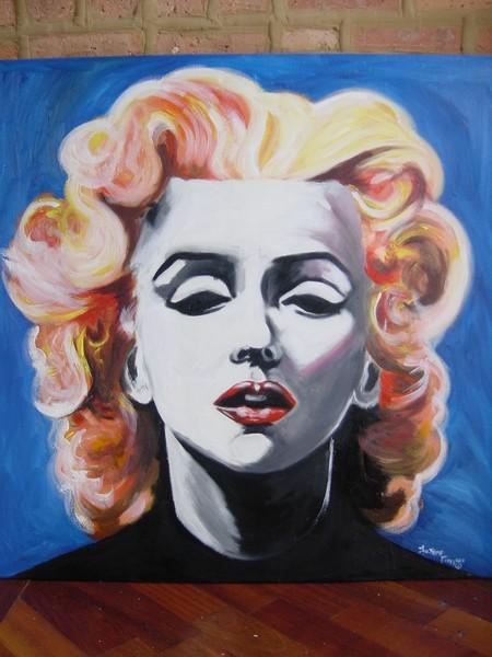 Abstract Monroe