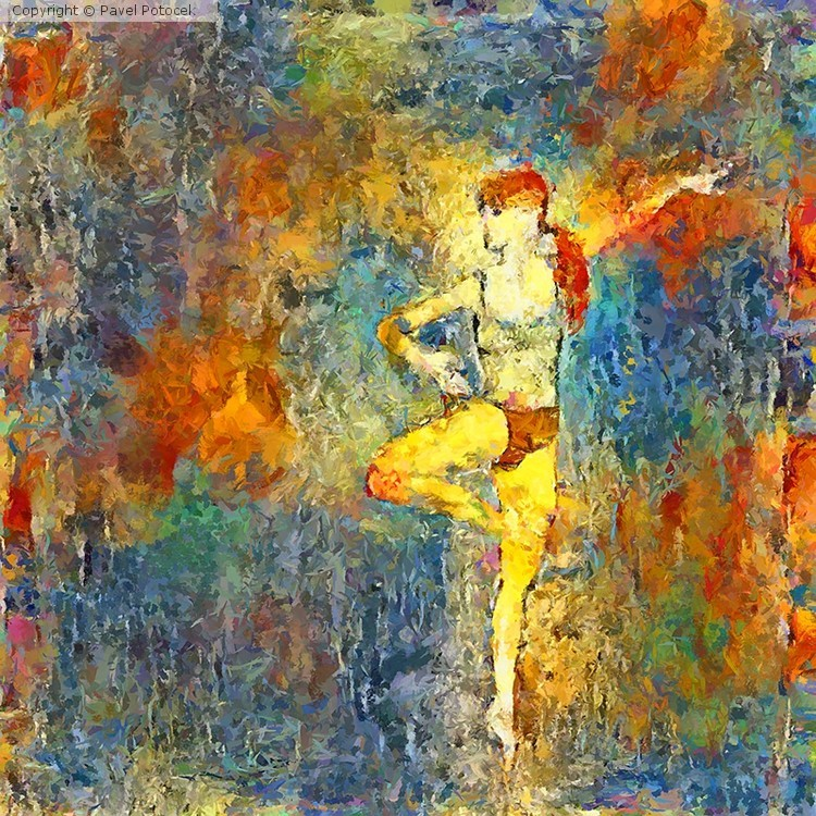 Ballet lessons V