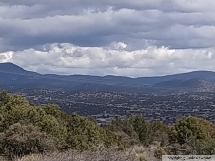 New Mexico Valley and Hills 2