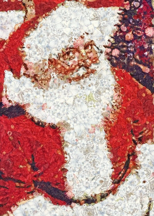 Arcimboldo Santa