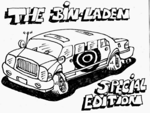 The Bin-Laden Special Edition
