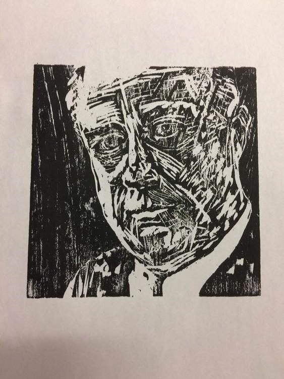 FDR/Woodcut/2018