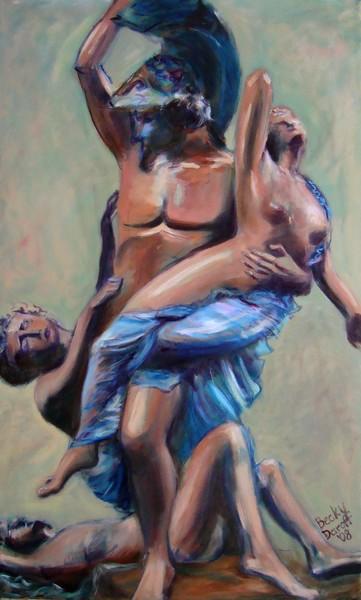 Fedi's 'Abduction of Polyxena'