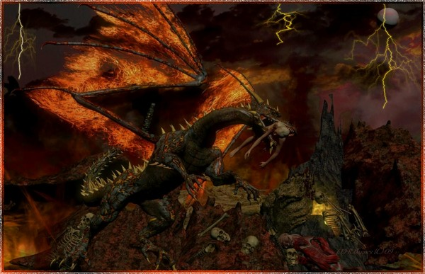 REalm of the Fire Dragon