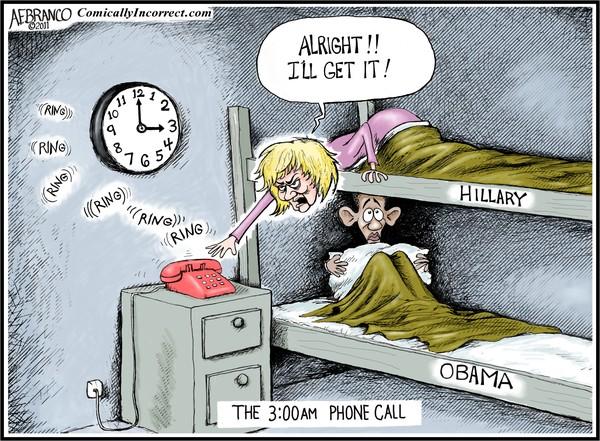 Three AM Phone Call (Cartoon)