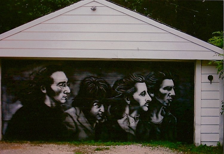 Beatle Garage