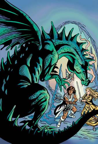 Fantasy Cover #6