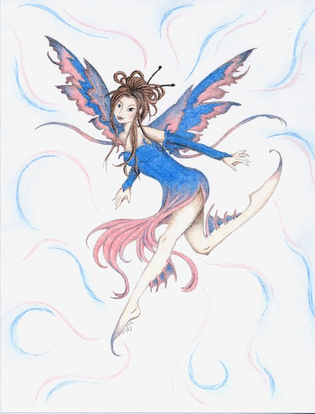 fairy - colored