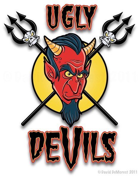 Ugly Devils Logo