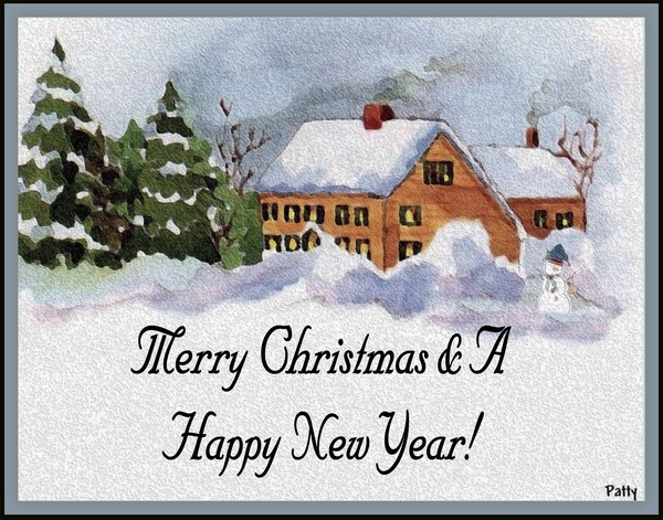 Merry Christmas TO ALL...............